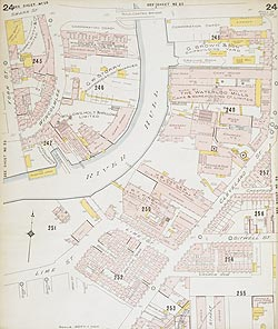 Map Of Uk Hull.Insurance Plan Of Hull Yorkshire Vol Ii Sheet 24